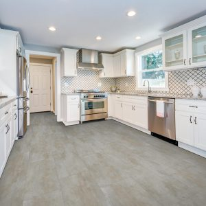 Kitchen view | Floor Dimensions