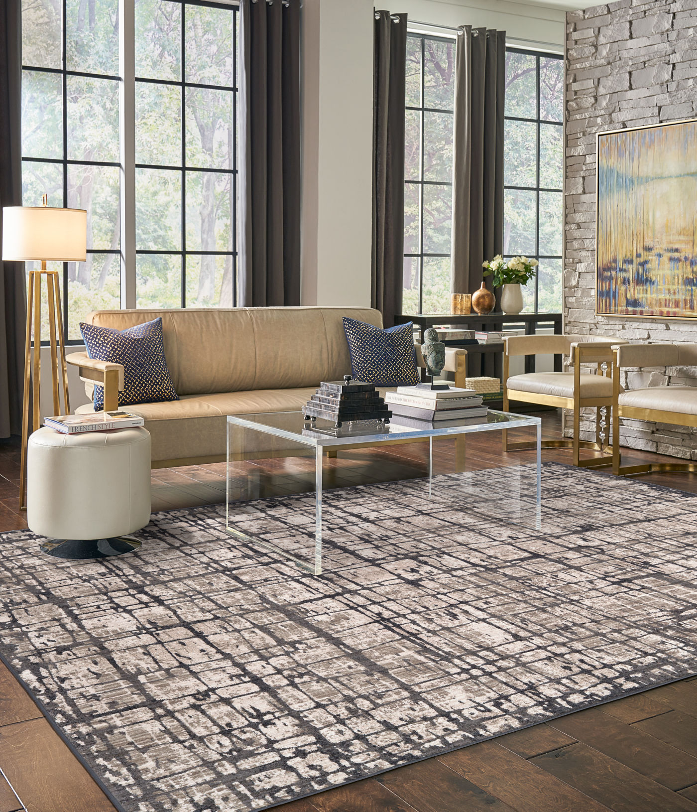 Area Rug | Floor Dimensions