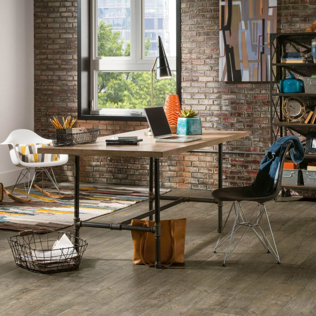 Home office flooring | Floor Dimensions