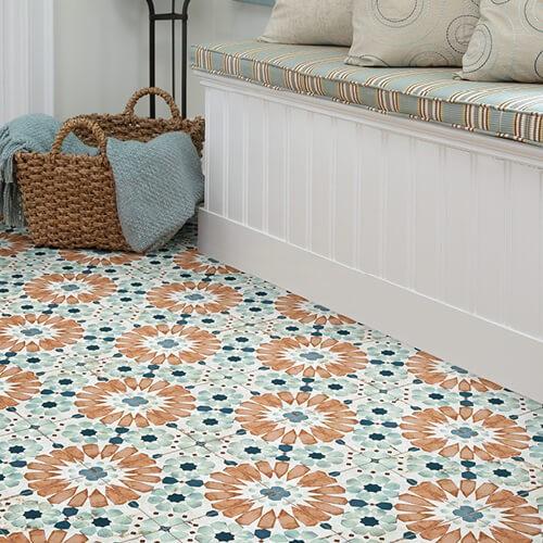 Islander flooring | Floor Dimensions
