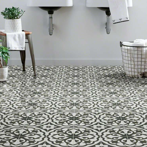Revival catalina shaw tile | Floor Dimensions