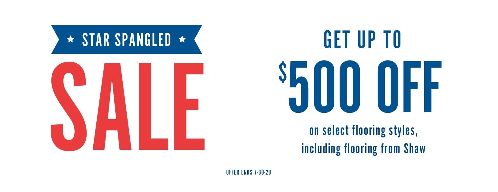 Save $500