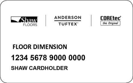 Financing | Floor Dimensions