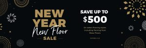 New Year New Floors Sale | Floor Dimensions