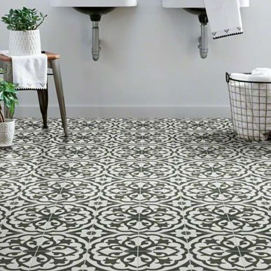 Tile design | Floor Dimensions