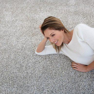 Grey Carpet | Floor Dimensions